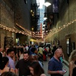 July 30th   – Party in the Alley