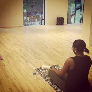 Yoga at NTC
