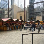 November  23rd – Christkindlmarket Chicago! Cheers to the holidays :) 