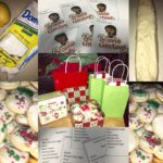 December 17th –  BAKING GIFTS – Recipe for Frosted Lemon Cookies
