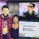December 12th – Musician Usher brings Star Power to Amnesty International Art Show in NOLA