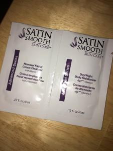 Satin Smooth - Show