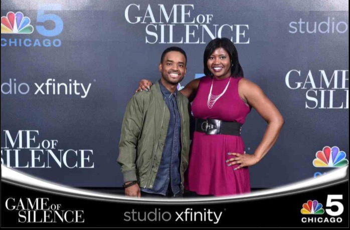 Larenz Tate and The Game of Silene Screening Event