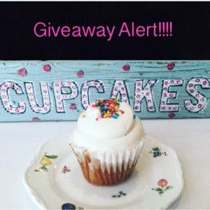 Cupcake Giveaway