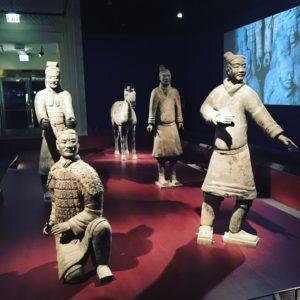 Terracotta Army Exhibit