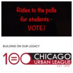 "Chicago Urban League – ""Ride to the Polls"""