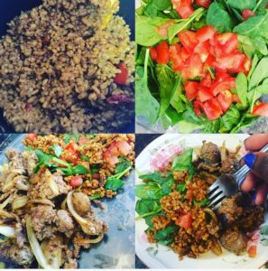 step-by-step-wild-garden-bulgur-meal