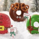 KRISPY KREME® Debuts Trio of North Pole-inspired Doughnuts