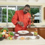 "Celebrity Chef Wenford P. Simpson: ""Cooking with LOVE"""