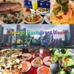 Event Alert! – Chicago Restaurant Week – Jan 27th – Feb 9th 2017