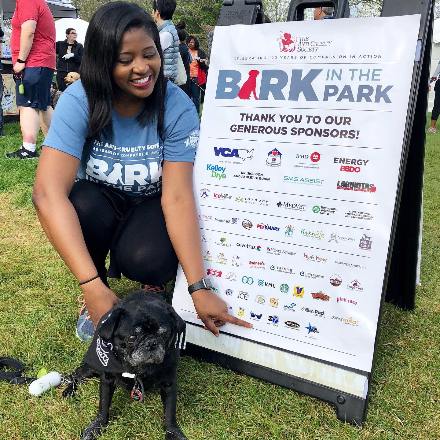 Anti-Cruelty Society - Bark in the Park