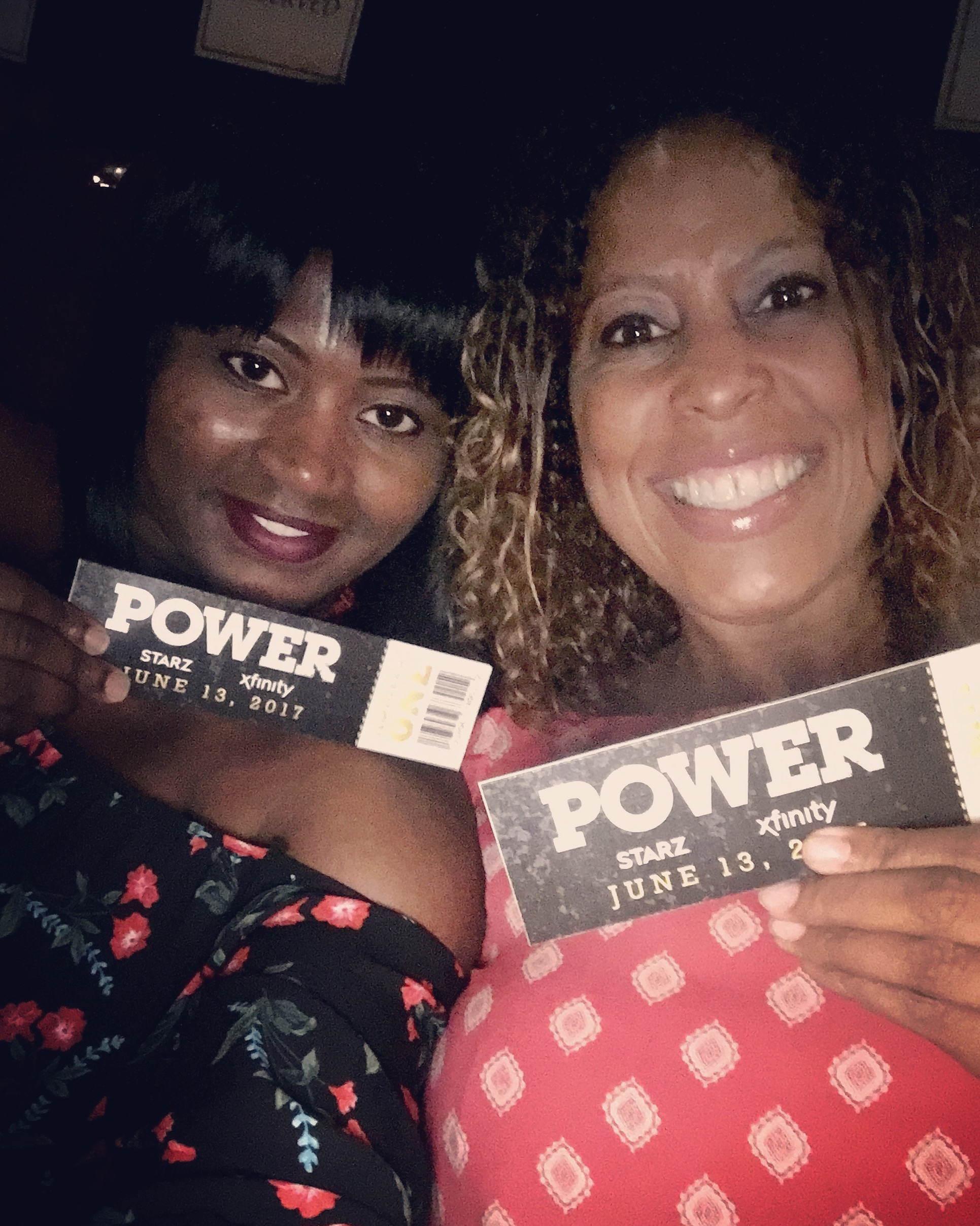Tavi J and Chelsea H Power Screening