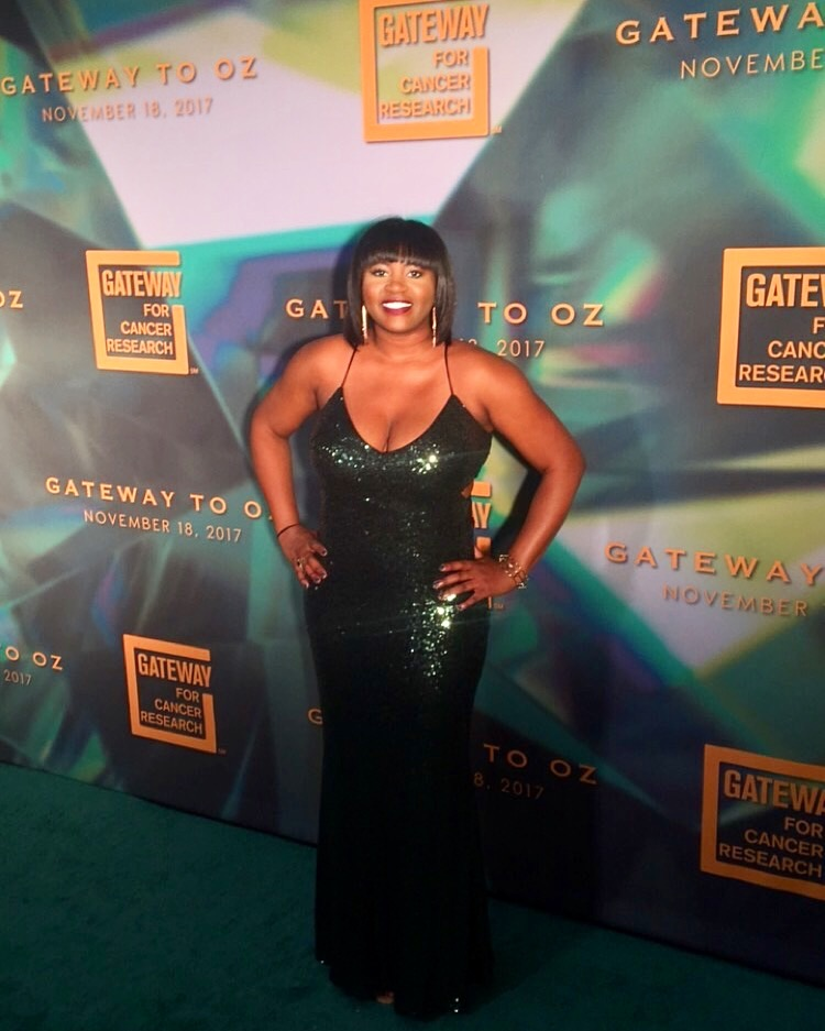 Tavi J - Gateway to Cancer Research Gala
