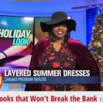 "WCIU – The Jam TV Show – ""Holiday Looks For Less"""