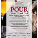 Event Alert! The Anti-Cruelty Society Fundraiser – 2/22/2018