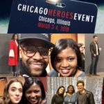 Chicago Hero's Event – March 3rd and 4th