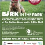 Event Alert! The Anti-Cruelty Society: Bark in the Park – May 19th
