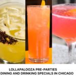 Lollapalooza 2018 Pre Parties and Specials