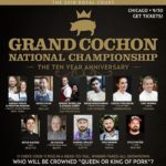 Event Alert! Grand Cochon National Championship – September 30th