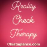 Reality Check Therapy – Welcome 2019!