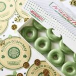 "Green ""O'riginal"" Krispy Kreme Glazed Doughnuts – St. Patrick's Day Weekend!"