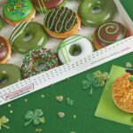 Krispy Kreme goes GREEN to celebrate St. Patrick's Day!
