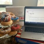 Krispy Kreme Indoughpendence Day Doughnuts
