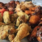 50 Flavors of Wings at The Wing Experience!
