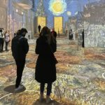 Immersive Van Gogh Exhibit in Chicago