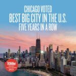 Chicago is number ONE!